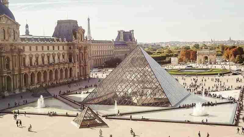 Dia 2 París