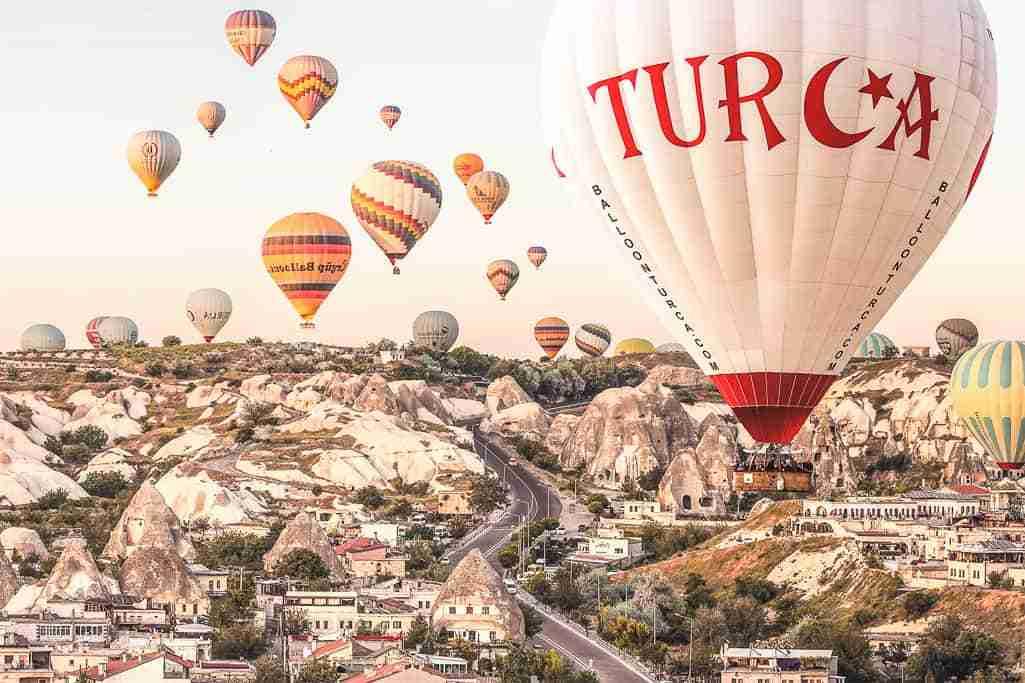 Qué hacer y qué ver en Capadocia, Turquía